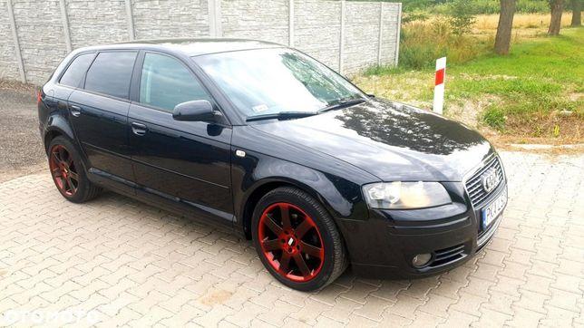 Audi A3 2.0 TDI*Zarejestrowane*ZAMIANA*Ładne Auto*Super Stan