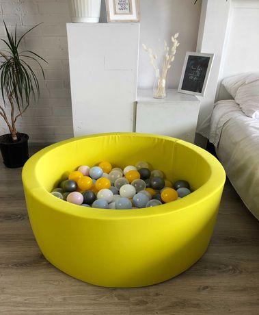 Детский сухой бассейн, бассейн с шариками Voodi. Шарики в комплекте