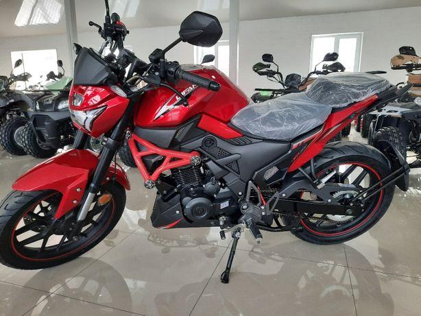 Продам новий мотоцикл Lifan SR200 2021року.