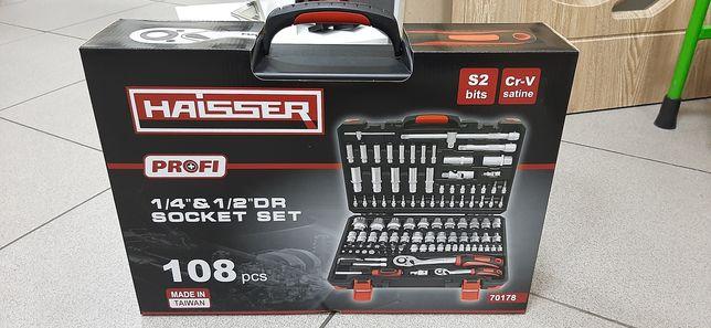 Набор инструмента Haisser Profi 108 ед (70178) Тайвань, новый