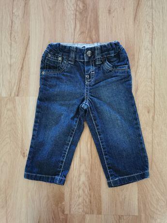 Spodnie chłopięce r. 74