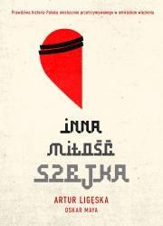 Inna miłość szejka Autor: Artur LIGĘSKA Oskar MAYA + KSIĄŻKA GRATIS