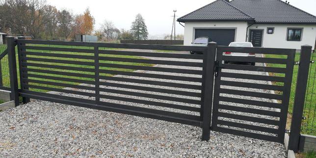 Montaż ogrodzeń ..niskie ceny