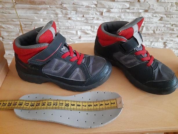 Buty dziecięce ciepłe przejściowe QUECHUA rozmiar 29
