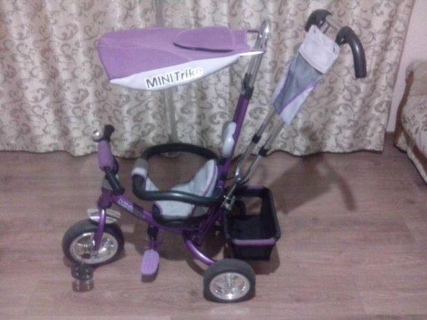 Продам детський трьохколосний велосопед
