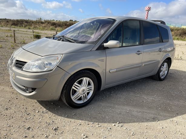 Renault grand scenic 1.5dci 7 ligares