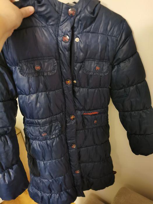 Coccodrillo płaszczyk kurtka 140 Świdnica - image 1