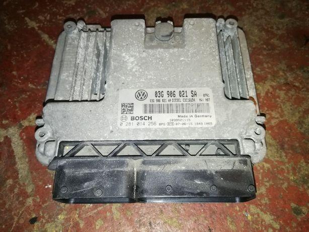 Sterownik silnika Seat Leon II 1.9 TDI