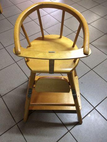 Продам дерев'яний фунціональний дитячий столик