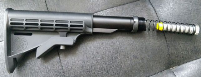 kompletna kolba M4 AR15 S&W MP15