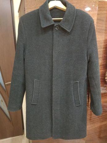 Драповое пальто мужское р.50-52