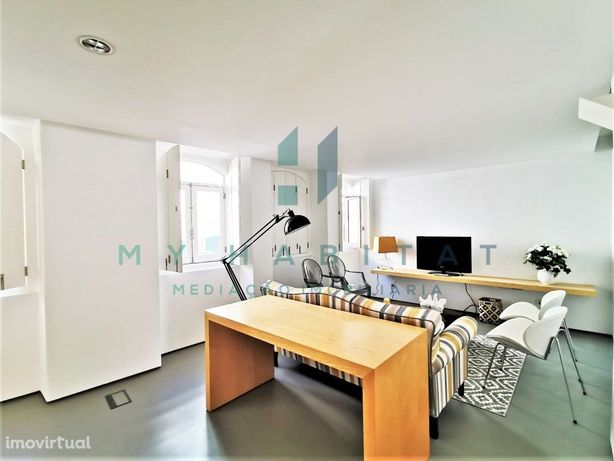 Magnifico Apartamento T1 de luxo na zona histórica da cid...