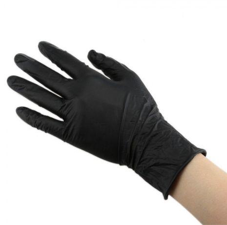 Перчатки с пудрой и без