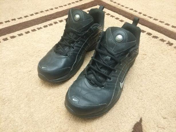 Кросовки шкіряні Nike