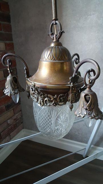 Piękna lampa wisząca