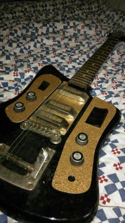 Sowiecka gitara elektryczna Formanta z lat 70tych - Do renowacji