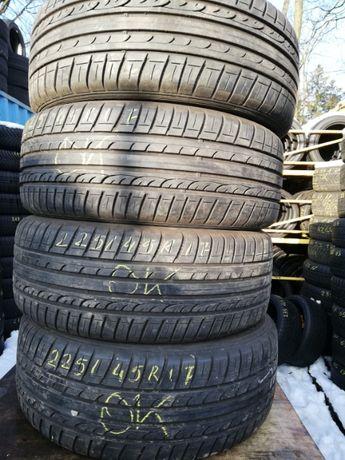225/45/17 Dunlop SP Sport 4sztuki 4716