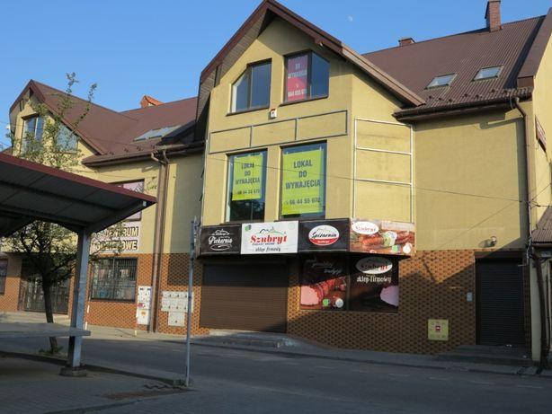 Bochnia centrum lokal handlowy do wynajęcia 198m2.