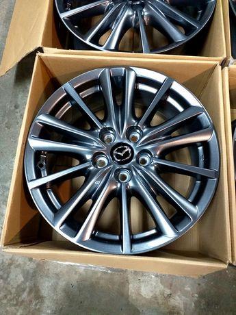 Диски НОВІ 150% !!! ОРИГІНАЛ Mazda R17 5 * 114.3 CX-5 CX-30 CX-3 3 6