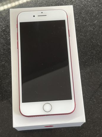 iPhone 7 Red, 128 GB