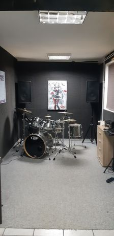 Sala prób perkusja / inne instrumenty