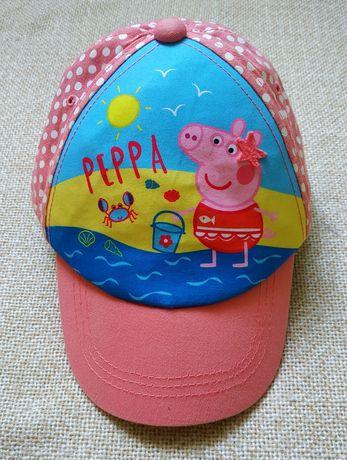 Кепка Свинка Пеппа 4-6 лет Peppa pig