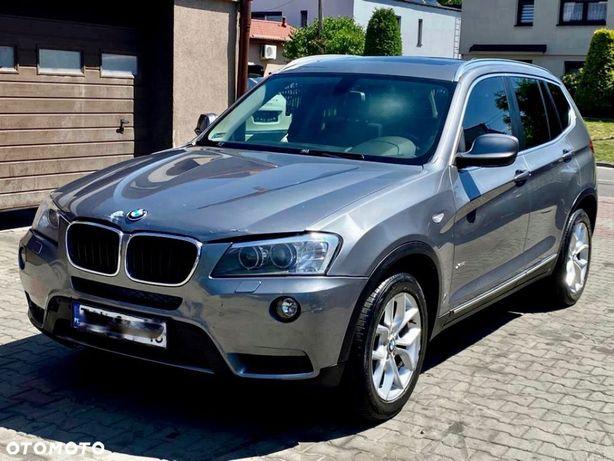 BMW X3 xDrive28i Panorama BiXenon Automatic Pogrzewana kierownica Zarej. w PL