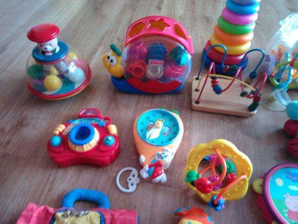 Zabawki edukacyjne , nowe i używane