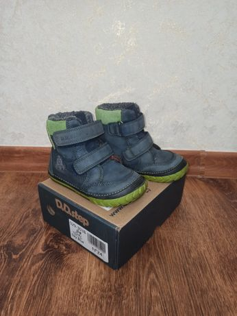 Зимние ботинки сапожки D.D.step