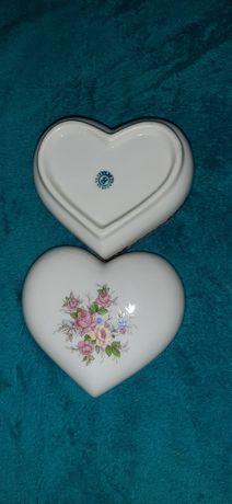 Stare puzderko porcelana Bogucice z PRL