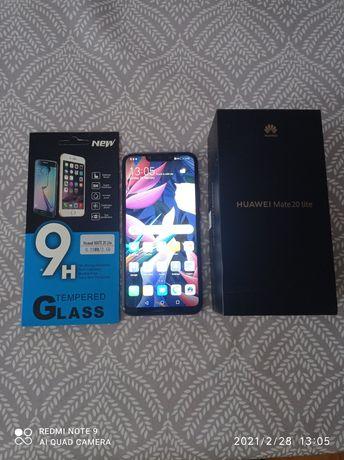 Huawei mate 20 lite + szkło hartowane gratis