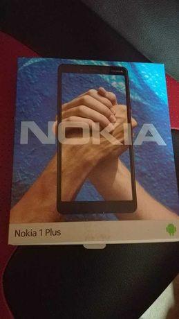 NOKIA Telemóvel Android como novo + Capa em couro