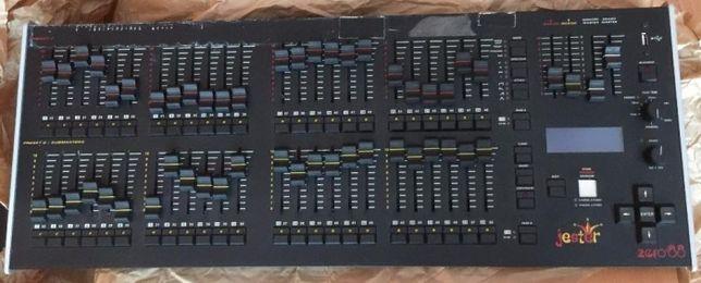 Sterownik DMX do świateł Zero 88 JESTER 24/48