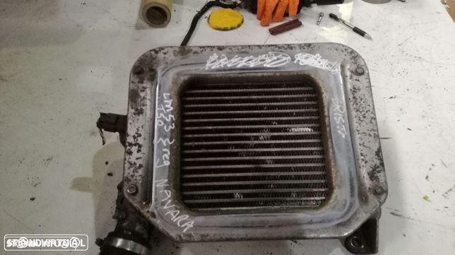 Radiador do Intercooler Nissan Navara D40 Ref-LM53T50