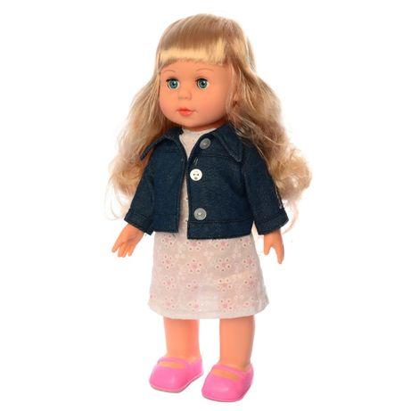 Интерактивная кукла Даринка ходит, поет, говорит (укр), функциональная
