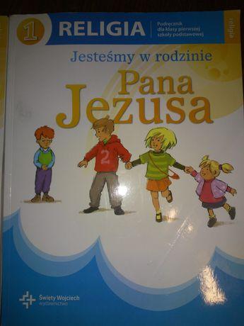 Książka do religii Jesteśmy w rodzinie Pana Jezusa 1 Święty Wojciech