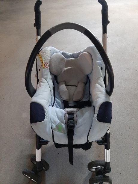 Carrinho + Babycoque Bebé Confort Loola