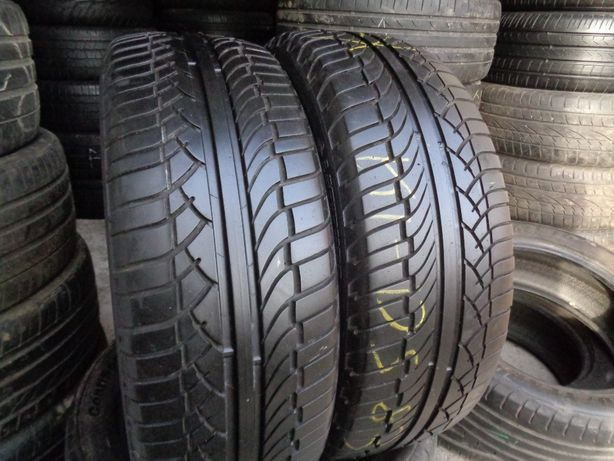 Michelin Latitude Diamaris 225/55r18 made in Spain 2шт, 6-6,7мм, ЛЕТО