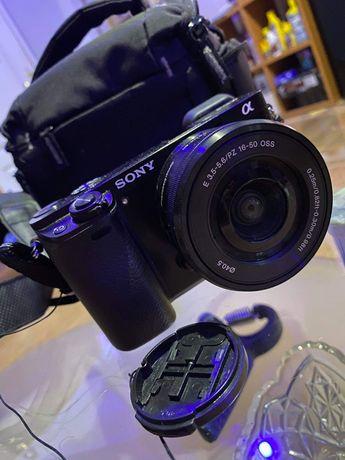 Aparat Sony a6000 - zestaw