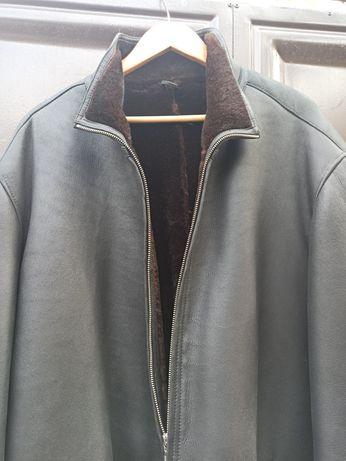 Дубленка зимняя (кожа) Baggio Rossini Leather Fashion(58)Италия