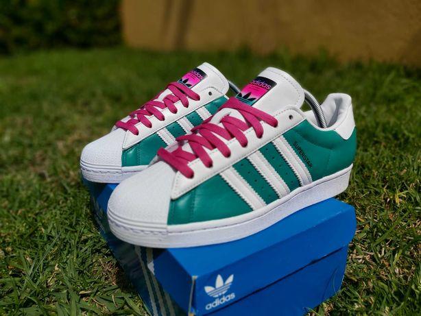 Adidas superstar 42 pintura customizada