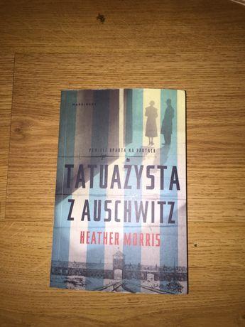 Heather Morris Tatuażysta z Auschwitz