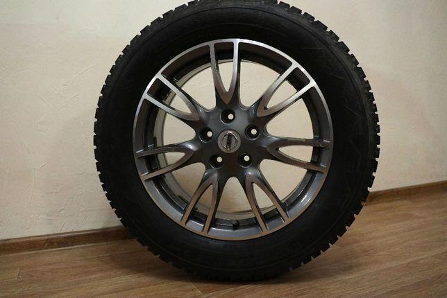 Продам зимнюю резину на дисках 225/60/17 Nissan X trail Т31