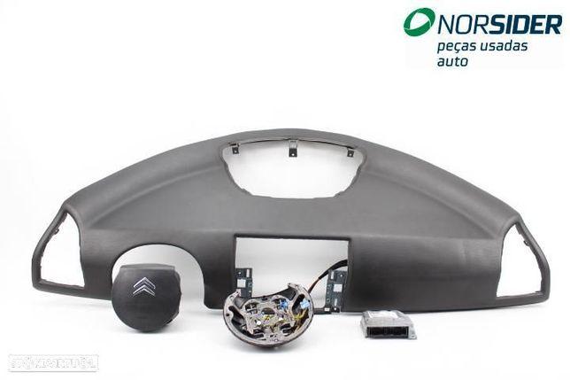 Conjunto de airbags Citroen C4 Coupe|04-08