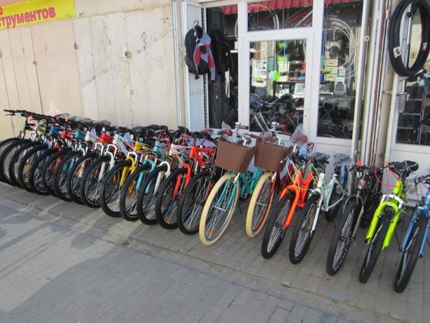 Велосипед Formula Titan Crossbike Diskovery 24 26 29