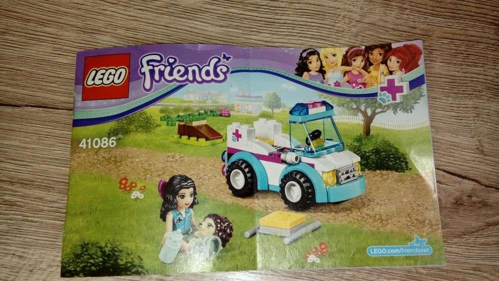 Instrukcja do lego friends 41086