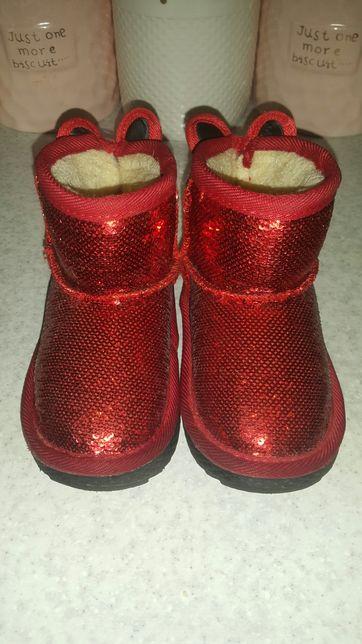 Зимові угги/Зимние ботинки