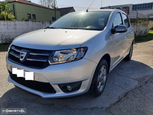 Dacia Sandero 1.5 dCi SL 10 Anos