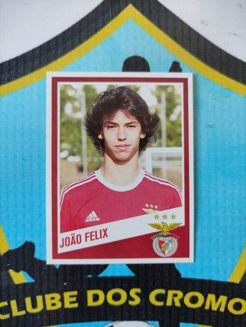 Cromo João Félix 2015-16 coleção Benfica