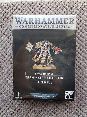 Terminator Chaplain Tarentus wh40k Space Marines